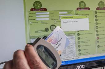 Pintea: nem a minisztérium kezeli az egészségügyi kártyák összeomlás szélén álló informatikai rendszerét