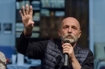 Drámaírói munkásságáért díjazták Visky Andrást, a kolozsvári színház művészeti vezetőjét