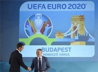 Elkezdődött a jegyárusítás a 2020-as Európa-bajnokságra