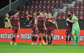 Újra befuthat Európába a Kolozsvári CFR futballcsapata