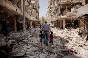 Újabb vegyifegyver-támadásra készülnek Szíriában, figyelmeztet a Fehér Ház