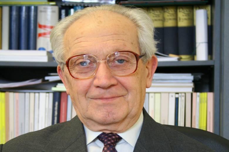 Elhunyt Szilágyi Pál matematikus, intézményépítő