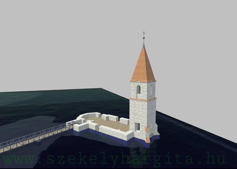 Magyarországi önkormányzatok is támogatják a templomépítést