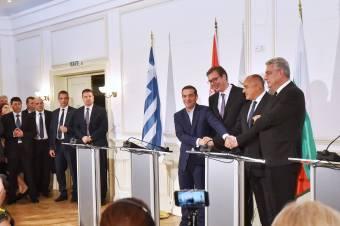"""""""Védőfal"""" Európának: megalakult a balkáni V4 csoport"""
