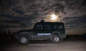 Több mint harminc menekültet tartóztattak fel hétvégén a román–magyar határ Arad megyei szakaszán
