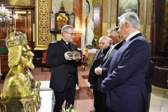 Még az ősszel elkezdődik a váradi püspöki palota felújítása