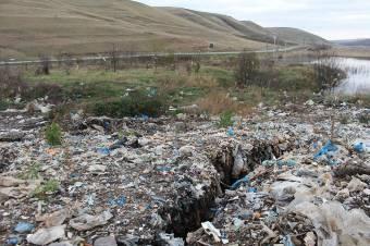 Lesújtó eredmény: túl sok volt a hulladék és mérgező a szennylé a kolozsvári Pataréten