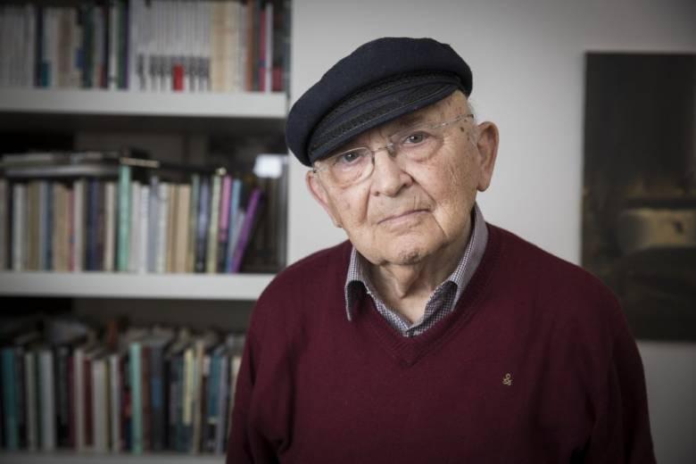 Elhunyt Aharon Appelfeld, az egyik legjelentősebb, Romániában született izraeli író