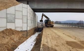 Mégis megépítik a medveátjárókat a Lugos és Déva közötti autópálya-szakaszon