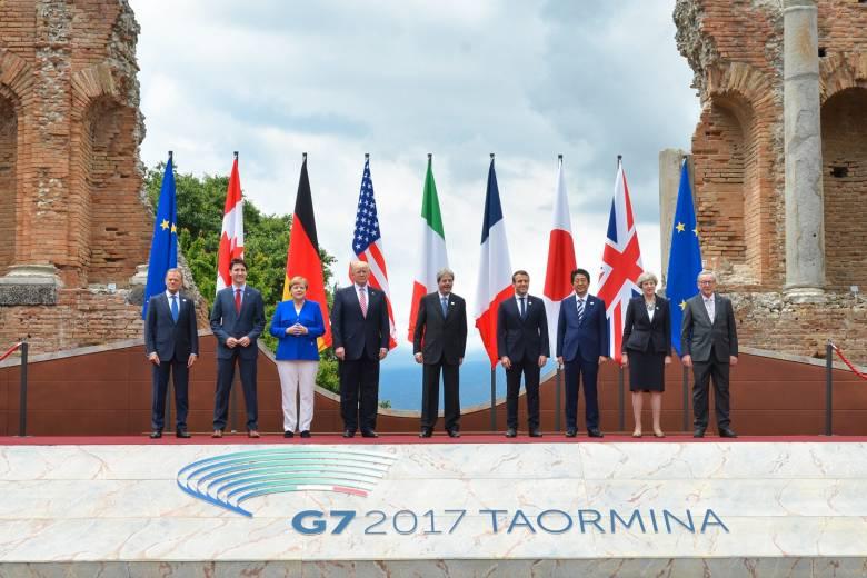 Kétséges a kompromisszum a legfőbb kérdésekben a G7-ek találkozóján
