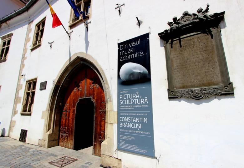 Megnyitották a nagyközönség előtt a kolozsvári Mátyás-házat