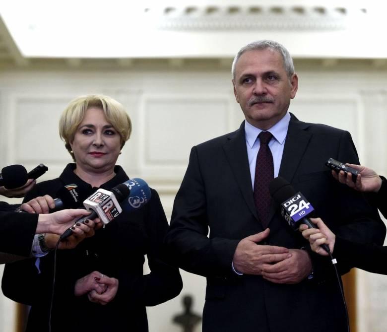 Liviu Dragnea csalással vádolja Viorica Dăncilát az EU bírósága előtt