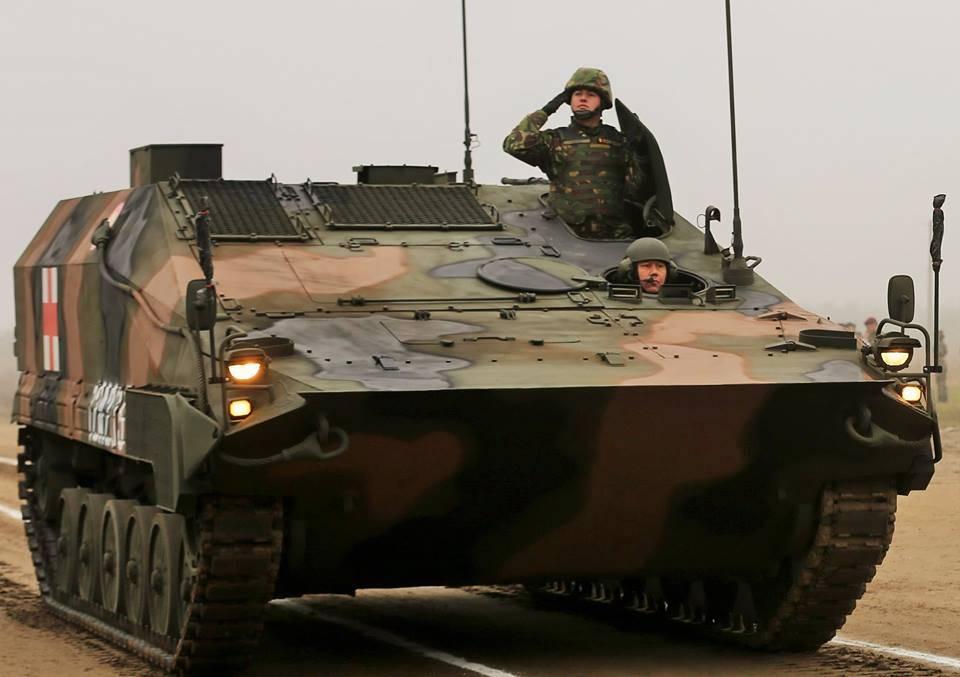 Román katonai agressziótól tart Kijev
