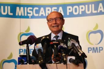 Băsescu: egyre több roma bűnözői klán tér haza