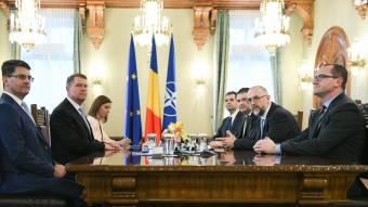 Az RMDSZ a közigazgatási törvényről: Iohannis ismét előhúzta a magyar kártyát
