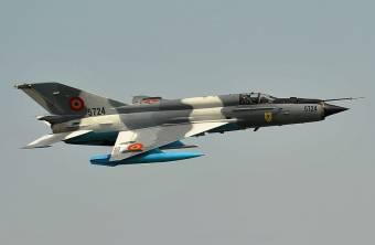 Megműtötték a kedden lezuhant MiG-21 LanceR vadászgép pilótáját, állapota stabil