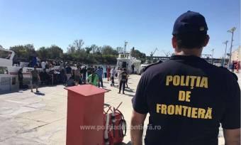 Törököket fogtak a román határőrök: a kilencfős bevándorlócsoport csónakkal kelt át a Dunán