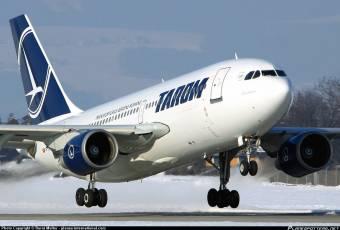Mélyrepülésben a Tarom légitársaság