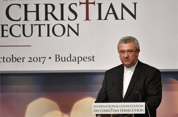 Felemelték hangjukat a keresztényüldözés ellen a budapesti konferencián