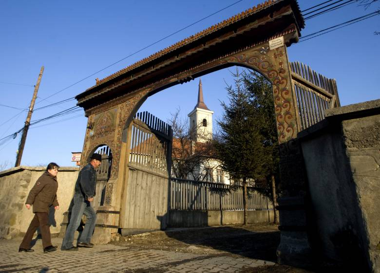 UNESCO-várólistára javasolták a székely kaput