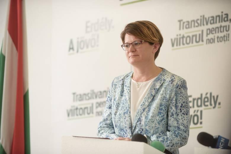 Feltételezett érdekek Horváth Anna volt kolozsvári alpolgármester perében