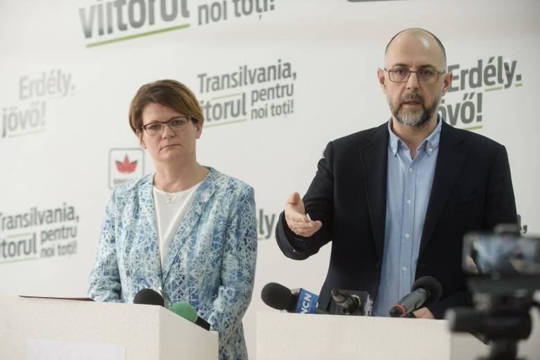 Kelemen Hunor: Horváth Anna továbbra is a magyar közösség vezetője