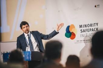 Daniel Alfreider FUEN-alelnök a Krónikának: az autonómia felelősséggel jár!