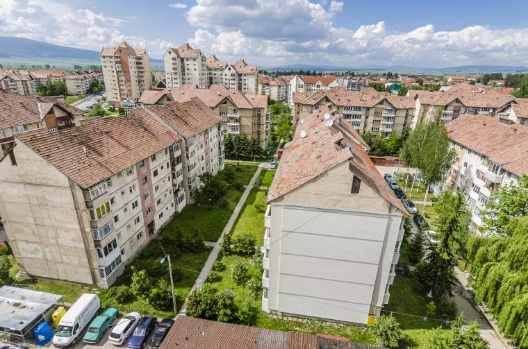 A válság ellenére stabil maradt a romániai ingatlanpiac