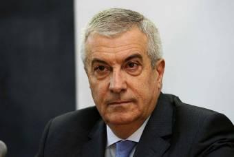 Közös államfőjelölt indítása mellett foglalt állást a PSD kongresszusán felszólaló Călin-Popescu Tăriceanu ALDE-elnök