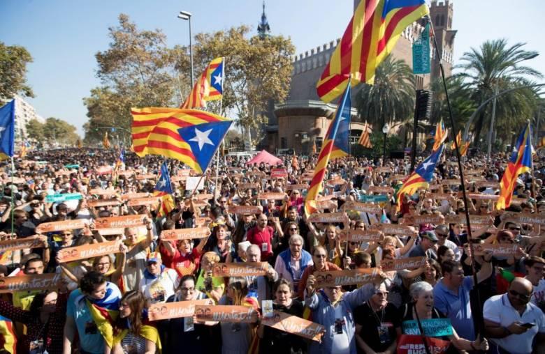 Belgiumból építené a jövőbeli katalán köztársaságot a két legnagyobb függetlenségi párt
