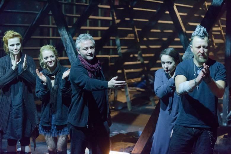 Pörgős színházi évadot zártak Kolozsváron