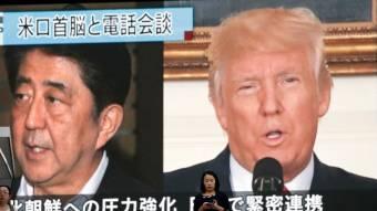 Koreai válság: nukleáris fegyverek bevetésétől sem riad vissza Washington