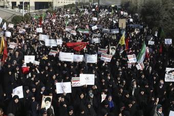Teherán bepanaszolta Washingtont az ENSZ-nél