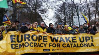 Katalán EP-képviselők mentelmi jogának megvonása ellen emelt szót a Székely Nemzeti Tanács
