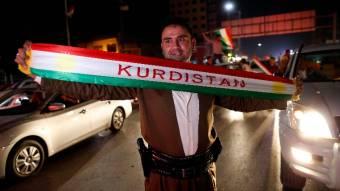 Az iraki kurdok elsöprő többsége a függetlenségre szavazott