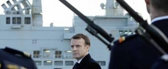 Macron: néhány héten belül katonai győzelmet arathatunk az Iszlám Állam felett