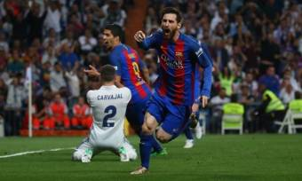 El Clasico: Messiék hármat vágtak a gólképtelen Ronaldóéknak