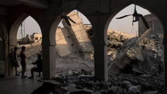 Hivatalos az Iszlám Állam felett aratott győzelem Moszulban