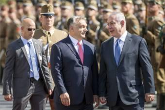 Orbán Viktor: zéró toleranciát hirdetünk az antiszemitizmus ellen