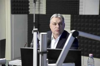 Orbán Viktor Johannis nyilatkozatáról: a legrosszabb antidemokratikus időszakokban sem hallottunk ilyet