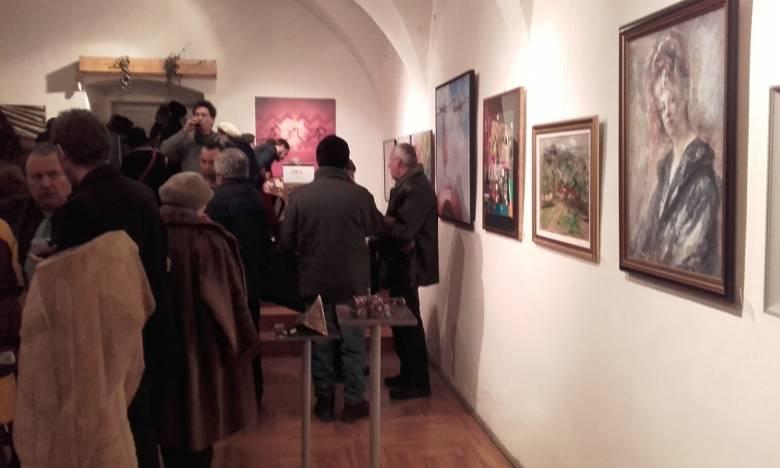 Összegző képzőművészeti tárlatot nyitott Kolozsváron a Barabás Miklós Céh