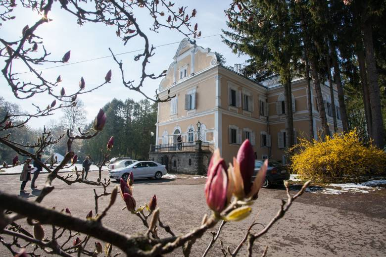 Nem sikerült a visszaállamosítás: az örökösöké marad az árkosi Szentkereszty-kastély