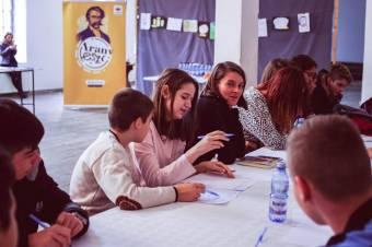 Arany János gyerekperspektívából – kihirdették a diákvetélkedő győzteseit