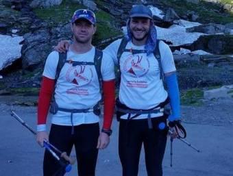 Adománygyűjtő céllal mássza meg a Mont Blanc-ot két kolozsvári hegymászó