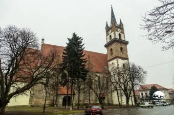 Felújítják a besztercei evangélikus templomot – a város ikonikus műemlék épülete három évig nem lesz látogatható