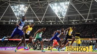 Legyőzöttként búcsúzik a 100 méteren eddig verhetetlen Usain Bolt