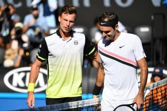 Australian Open – Túl nagy falatnak bizonyult Roger Federer a nyolcaddöntőig menetelő Fucsovics Márton számára