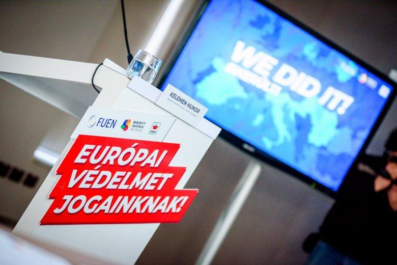 """""""Ez egy nagy győzelem!"""" – Uniós jogalkotásra szólított fel az EP a Minority SafePack ügyében"""