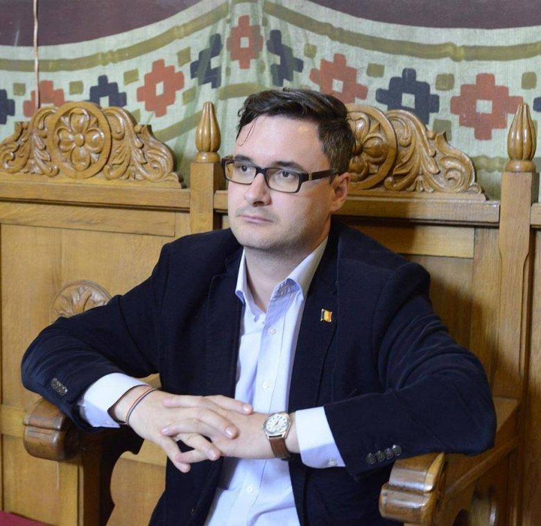 Ismét törölte a Facebook a magyarellenes Dan Tanasă oldalát