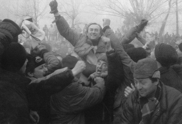"""Miron Cozma: szándékosan hátráltatják a bányászjárás perét, """"talán addig, míg meghal Iliescu"""""""